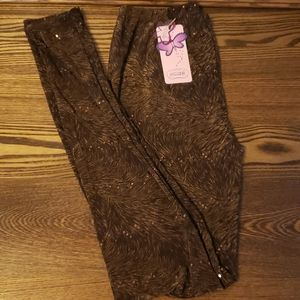 ⭐3 for $15 ⭐ small leggings w/ elastic waist
